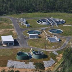 East Central Wastewater Treatment Facility