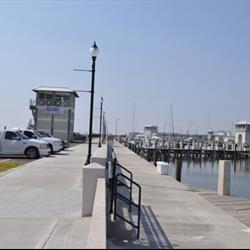 Gulfport Harbor Basin Bulkhead