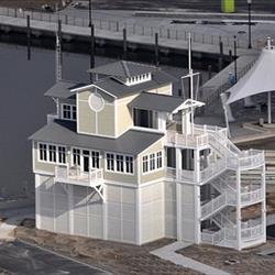Gulfport Harbormaster Building